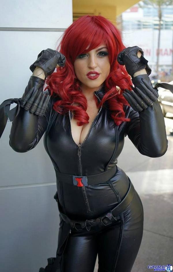 Cosplay babes cosplay nico robin has huge tits - 4 7