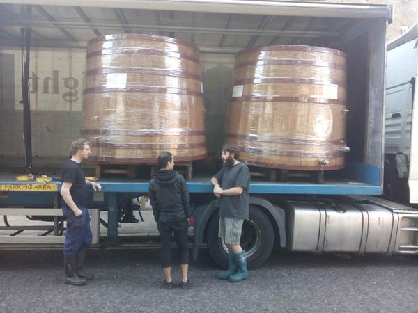 These arrived this morning.  We are very excited..... http://t.co/DUUdKF8oZk