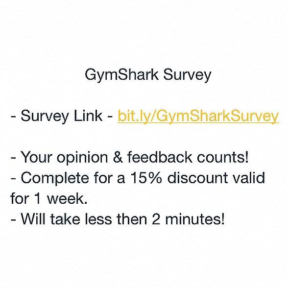 Gymshark coupon code 2018