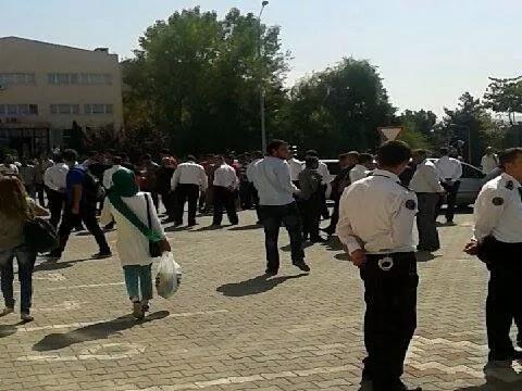 ÇOMÜ'de Öğrencilerle Polis Arasında Arbede: 4 Yaralı