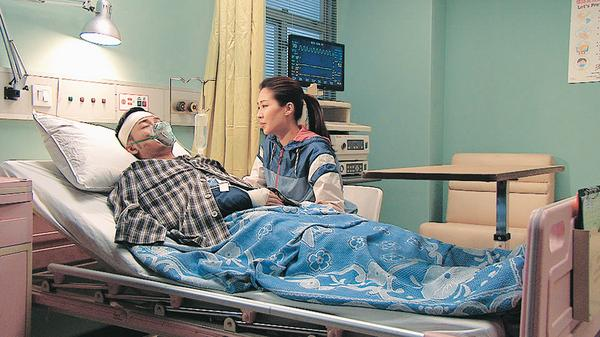 #LineWalker Worrying on this end, but passionate on the other side! #CharmaineSheh #RaymondLam #SammySum #SharonChan pic.twitter.com/9hDdr1Au00