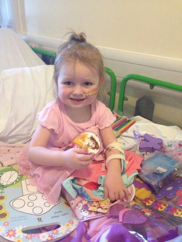 RT @EmmaSwindell1: @lemontwittor Pls RT & support brave princess Isla @IslasSmiles she is only 3 & cannot eat or drink http://t.co/oLlbaPj6…