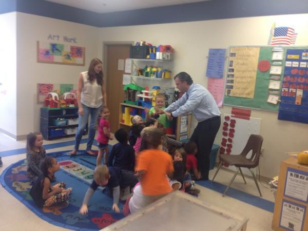 Steve Visits Preschool