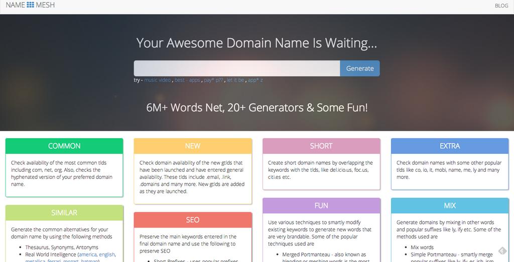 Domain Name Generators: 10 Best Free Tools http://t.co/k0mqDfr5Zg http://t.co/qlkIznsMrA