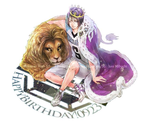 レオ姉お誕生日おめでとうー! #実渕玲央生誕祭2014 http://t.co/oAYHRdzqlV