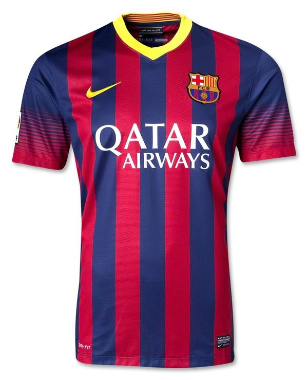 Zach Braff On Twitter The Barcelona Football Team Jersey Says Qatar Airways On It This Is Confusing To Me Sports Http T Co I22d6q9nj0