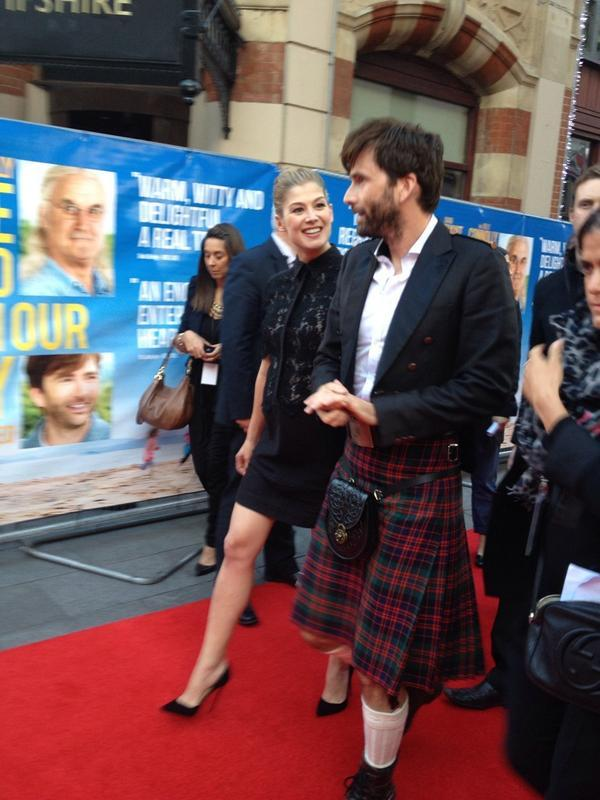 At What We Did On Our Holiday Premiere Davidtennant