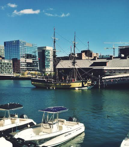 It is a beautiful day in the Seaport District of #Boston! We love working in this city! http://t.co/ieFmr43foX