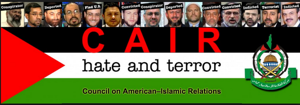 CAIR clowns think Oklahoma beheader is a Jew