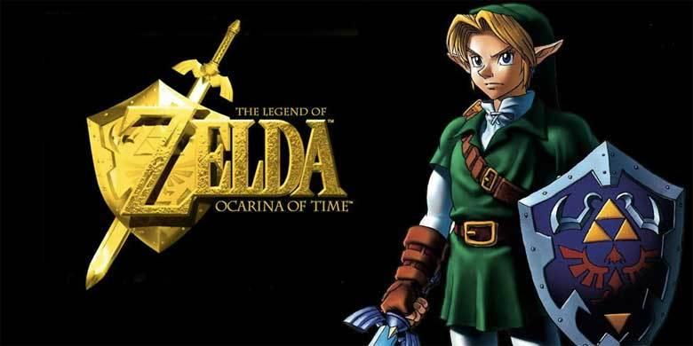 Nostalgia Time! 'The Legend of Zelda: Ocarina of Time' Gets A Hilarious Honest Game Trai... http://t.co/rgJo6AggCm http://t.co/7AOQ72hzxf