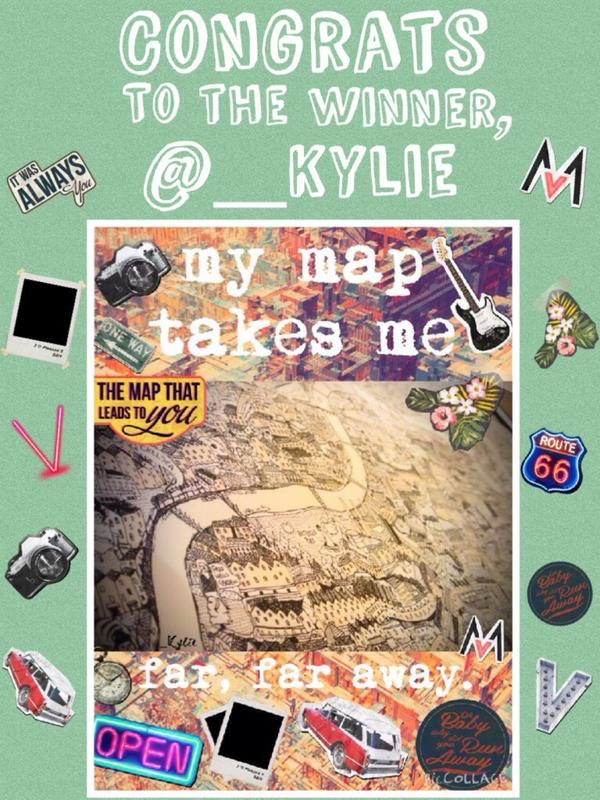 Congrats to @_Kylie, winner of our @Maroon5 Maps contest!  http://t.co/a4x3BMZNRB http://t.co/l9RbshmTV7