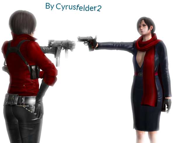 "Moira Burton on Twitter: ""Carla Radames and Ada Wong Resident Evil 6..  http://t.co/qRjOjowz2P"""