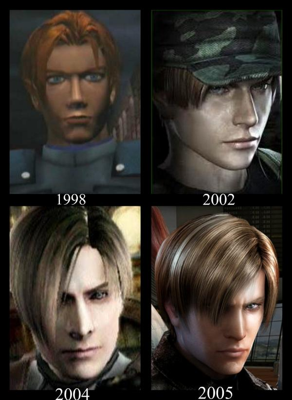 Leon S Kennedy Hairstyle Name The Latest Trend Of Hairstyle 2018