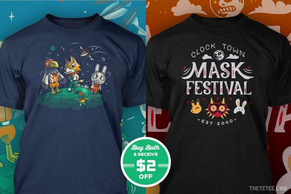 The Yetee On Twitter Andross Crossing Mask Festival By Amandaflagg 11 Tees 25 Zipups For 24 Hours Only At Http T Co Umipq7uz52 Http T Co Utu2v9y8ch Receive our latest theyetee.com discounts no more than once a week and no. andross crossing mask festival
