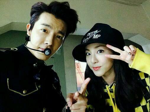 donghae and dara dating 2013