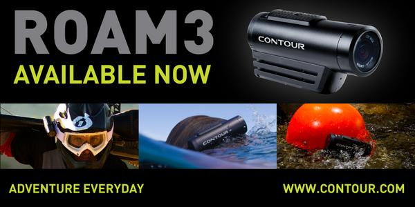 Waterproof up to 10 meters. Instant photo mode. Same great form factor. Contour Roam3. http://t.co/w2WIAaLk4y http://t.co/uvgZpB68Wa