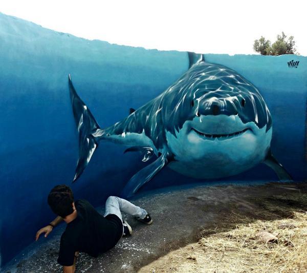 Street Art On Twitter New Very Cool Street Art By Vim