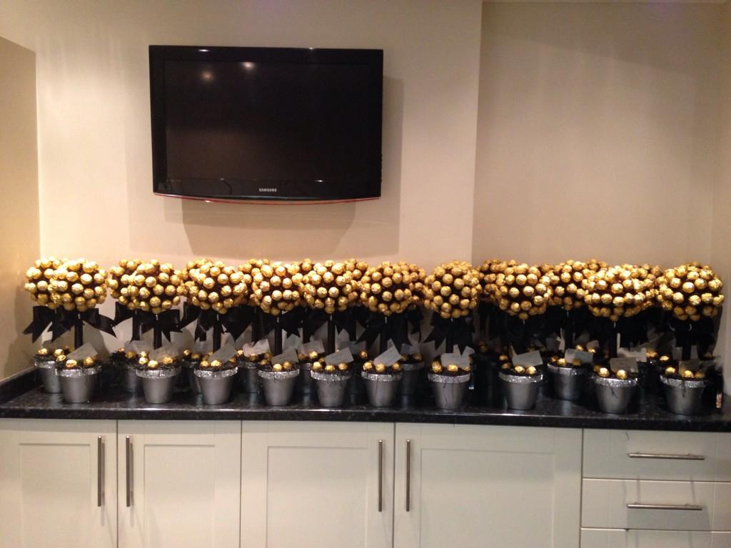 RT @Once_upon_occ: 27 ferrero rocher trees for a big charity event @OrsettHall last Friday looked and smelt delicious http://t.co/N3FOrectb0