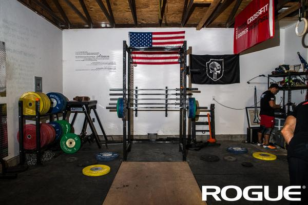 Garage gym gallery