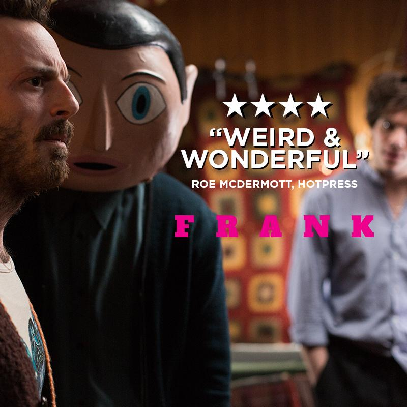 "RT @FrankFilmUK: Have you welcomed the ""weird and wonderful"" FRANK into your home? http://t.co/XuEaJLi0zI http://t.co/9eTw9Q0Ft1"