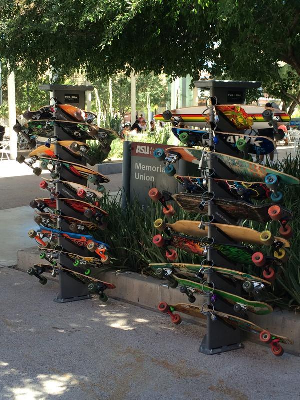 skateboarding another urban transportation form