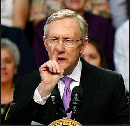 Harry Reid bodyguard attacks Jason Mattera (Video)