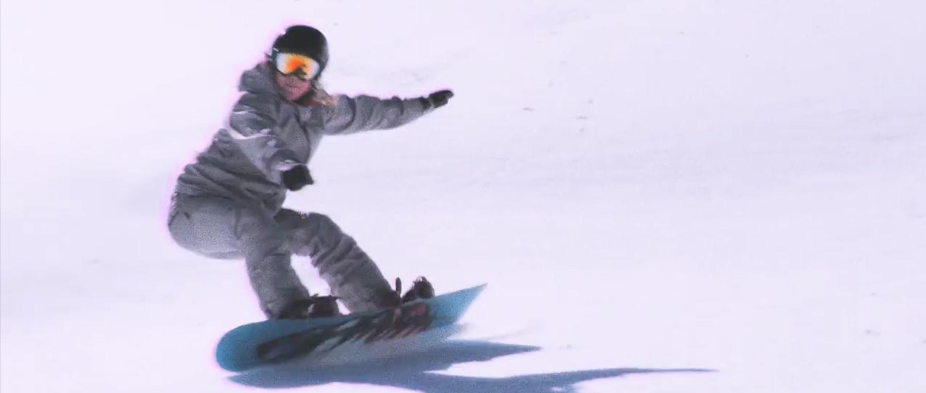 Watch snowboarding olympian Jenny Jones shred for Nissan in this mesmerizing video http://t.co/7md4cd8FNR http://t.co/sQqeAdVjzp