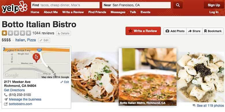 San Francisco Restaurant Asks Customers To Leave One-Star Yelp Reviews To Stick It To Th... http://t.co/trGvkMzlnt http://t.co/CzEpJfAUyc