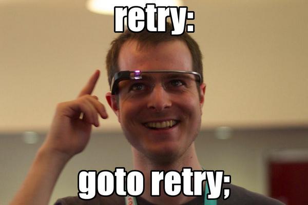 PHP HACKER USES GOTO. YOU WON'T BELIEVE WHAT HAPPENS NEXT! https://t.co/LjdRRy2bXA http://t.co/SzbgYRQV9B