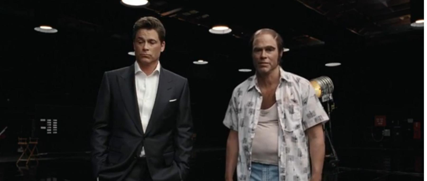 Rob Lowe is unbelievably hideous in this new DirecTV ad http://t.co/lmeQV1AUIL http://t.co/l5lVu2o60o