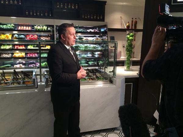 Harrah S Las Vegas On Twitter Director Of Food Beverage Bradley