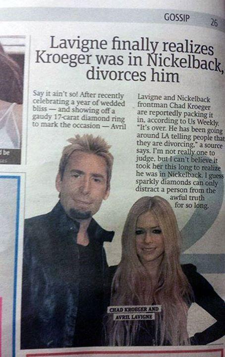 Best reason for a divorce EVER!!! http://t.co/BJIlKTbB67