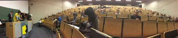 """Simone Lässig beginnt die Sektion """"Science 2.0"""" beim Historikertag in Göttingen. #HisTag14 http://t.co/EPxywcHnfr"""