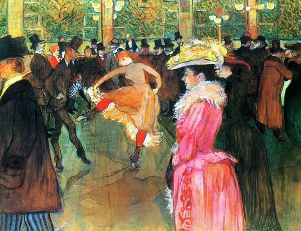Il pittore francese Henri de Toulouse-Lautrec nel Doodle di Oggi 24 novembre