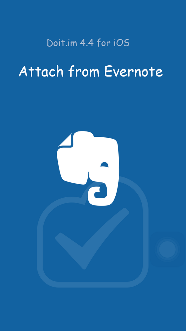 We have completed developing the feature of Evernote Integration. Private beta users are testing it now. :) http://t.co/XXBjgHr8Lp