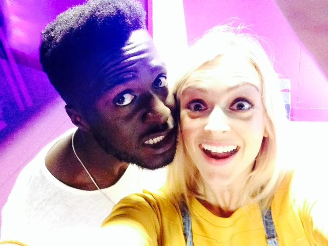 RT @BBCR1: Here he is! @Kwabs will be in the Live Lounge at midday covering @katyperry's 'Dark Horse'. #R1Kwabs http://t.co/u2Nh4kpYav