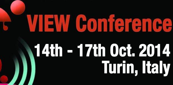 Thumbnail for VIEW Conference 2014