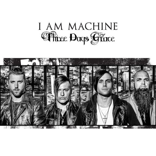 "NEW SINGLE!! ""I Am Machine"" out 9/30. http://t.co/MuUCVM8cWJ"