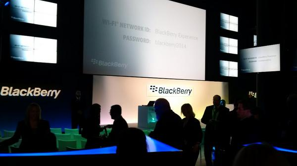 And we are in! #BlackBerryPassport http://t.co/948Cb3txjq