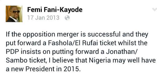 FFK said he left APC because they wanted Muslim/Muslim ticket? Those who know better have this picture to share. http://t.co/OiCtHvC2hk
