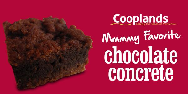 Cooplands Ltd On Twitter Chocolate Concrete Was Always My