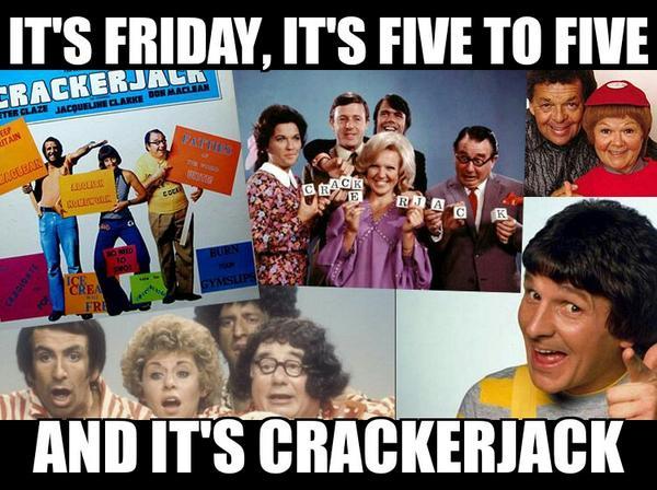 Ooh i could crush a grape crackerjack