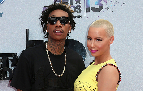 Amber Rose files for divorce from Wiz Khalifa after one year of marriage--> http://t.co/JymRgJL0sR http://t.co/1duPrKOuaW