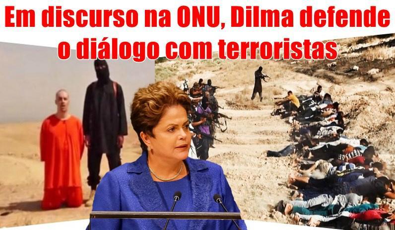 """Aécio: """"Dilma propõe negociar com um grupo que decapita pessoas"""""""