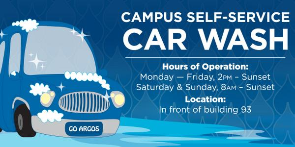 Uwf on twitter argos can now wash their cars for free at the self uwf on twitter argos can now wash their cars for free at the self service car wash located in front of building 93 httptwjolnfwtqp solutioingenieria Images