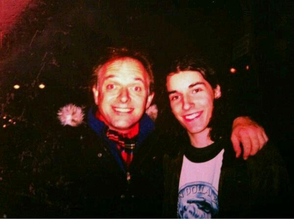 Rik on Crackanory was amazing. A masterclass in storytelling. Miss him forever. #rikmayall http://t.co/cwZqxooXZv