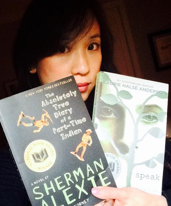 Sharing two of my favorites for #BannedBooksWeek.  @PenguinTeen http://t.co/6l7We7Hx9k