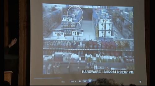 John Crawford III: Walmart Video Shows Cop Executing Ohio Man  (Video)  - http://t.co/6LlO3AZDBD http://t.co/apXn9cUrZo