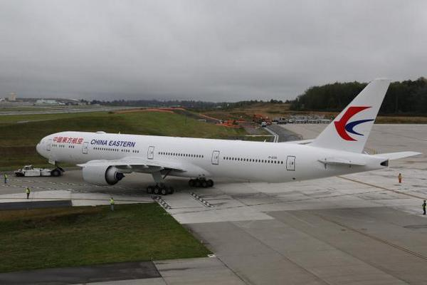 Boeing airplanes on twitter one more look at china - China eastern airlines sydney office ...