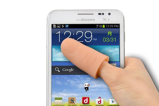 最新iPhoneのサイズが片手で使うには大きすぎるという方へ…⇒iPhone 6のスクリーンサイズ問題、巨大親指商品で解決 http://t.co/yK2k48xm1k (Thanko Inc.) http://t.co/fUZ1rjb0k4